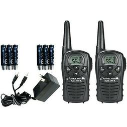 Midland - LXT118VP, 22 Channel FRS Two-Way Radio with Channe