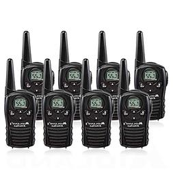 Midland LXT118X8 FRS Walkie Talkies with Channel Scan - Up t