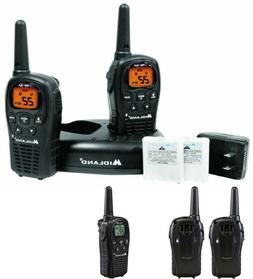 Midland - LXT500VP3, 22 Channel FRS Two-Way Radio with Chann