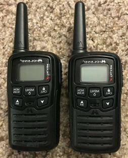 Midland T10 X-TALKER, 22 Channel FRS Walkie Talkie - Up to 2
