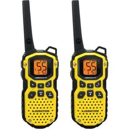 Motorola - Talkabout Waterproof 2-Way GMRS/FRS Radios with 3