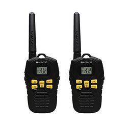 Olympia R100 Rugged Waterproof Two-Way Radios, 37-Mile Range
