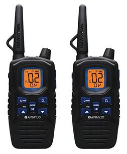 Olympia R300 Rugged Waterproof Two-Way Radios, 40-Mile Range