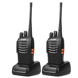 Retevis H-777 Walkie Talkie UHF 3W 16CH Single Band With Ear