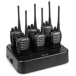 Retevis H-777 Walkie Talkies Rechargeable 16 CH UHF Single B