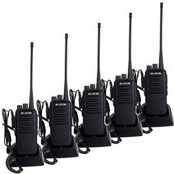 Retevis RT1 2 Way Radio 10W UHF 16 Channel 1750Hz Tone VOX H