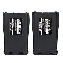 Retevis Two Way Radio Battery 1000mAh Replacement Battery Co