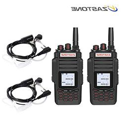 Zastone A19 Dual Band Two-Way Radio 10W 999-Channel VHF Radi