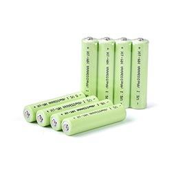 AAA Batteries Ni-mh AAA 600mAh 1.2V Rechargeable Recharging