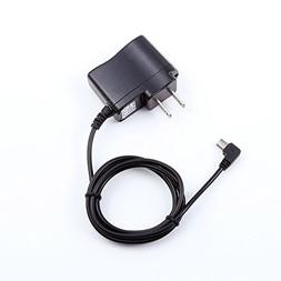 Leto AC Wall Power Charger/Adapter Cord Cable for Motorola 2