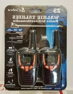 Cobra ACXT645 25 Mile Range Walkie Talkies