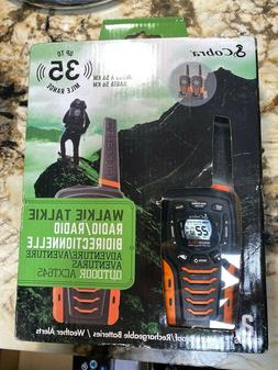 Cobra ACXT645 HD Walkie Talkie Two Way Radios Communication