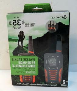 Cobra ACXT645 hd Walkie-Talkie Walkie Talkies Two-Way Radios