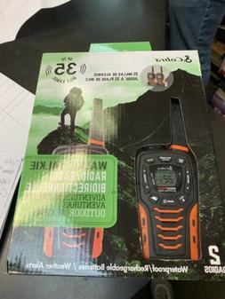 Cobra ACXT645 Walkie-Talkie Walkie Talkies Two-Way Radios Ra