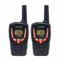 Cobra AM645 Walkie Talkie Radios Pair Set VOX Call Alert 8km