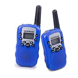 BaoFeng BF-T3 Walkie Talkies Toys for Kids Xmas Birthday Gif