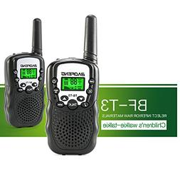 BaoFeng BF-T3 Walkie Talkies for Kids 22 Channel Two Way Lon