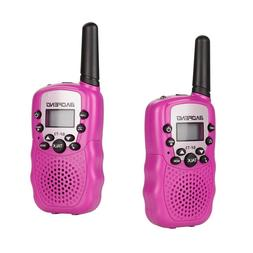 BYBOO Baofeng T3 Kids Walkie Talkies Mini Two Way Radios for
