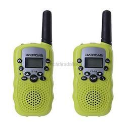 BYBOO Baofeng T3 Kids Walkie Talkies Toys Mini Two Way Radio