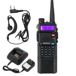 Baofeng UV-5R Two-way Radio Walkie Talkies Dual Band VHF/UHF