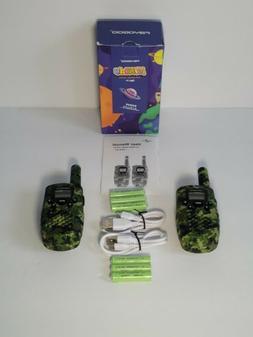 Best toy for kids .0.5 Watts Walkie Talkies Twin set camogre