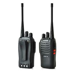 Baofeng BF-666S 5W UHF 400-470 MHz CTCSS Two-way Radio Walki