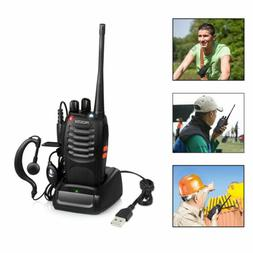BF-888S Walkie Talkie Portable Two Way Radio Transceiver F-A