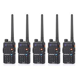 BaoFeng BF-F8+ 2nd Gen UV-5R Dual-Band 136-174/400-520 MHz F