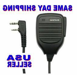 Baofeng BF-S112 Walkie Talkie Handheld Speaker Mic For UV-5R
