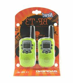 BaoFeng BF-T3 Kids Mini 2 Way Radios Walkie Talkies  NIB