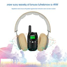 2X Baofeng BF-T6 Kids Walkie Talkies Long Range 8 CH Walky T