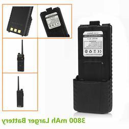 Baofeng BL-5L 3800mAh Li-ion Battery for UV5R Plus 5RX3 F8+