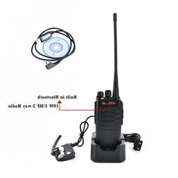 Bluetooth Walkie Talkies UHF Two-Way Radio Long Range 400-48