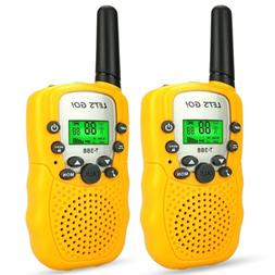 Boys Games Age 3-12, DIMY Walkie Talkies for Kids Toys for 3