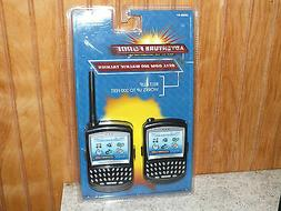 Brand New & Sealed - Adventure Force Cell Com 200 Walkie Tal
