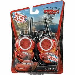 cars 2 pit stop walkie talkies