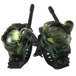 Children Toy Walkie Talkie Outdoor Children Parent Watches I