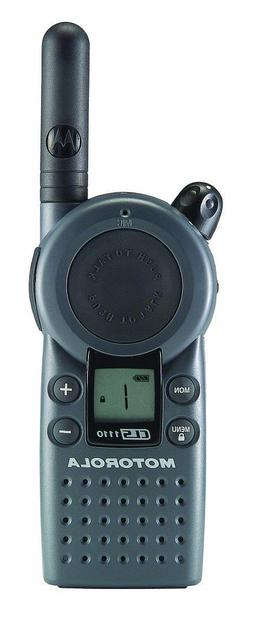 MOTOROLA CLS1110 BUSINESS TWO-WAY RADIO