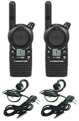 cls1110 two way radio walkie