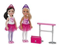 Barbie Club Chelsea Ballet Doll, 2 Pack