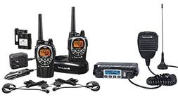 Midland - MXT115 & GXT1000 Bundle - MicroMobile GMRS Two-Way