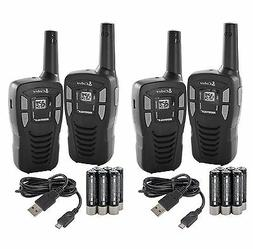 NEW!  COBRA CXT145 MicroTalk 16 Mile 22 Channel Walkie Talki