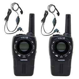COBRA CXT225 20 Mile GMRS/FRS 2-Way Radio Walkie Talkies +