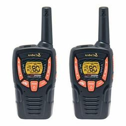 Cobra CXT385  23-Mile Two-Way Rechargeable Radios Walkie Tal
