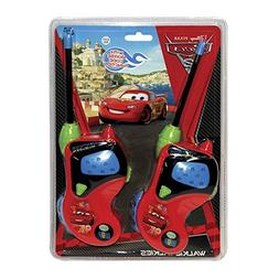 Disney Cars Walkie Talkies with Morse Code Function