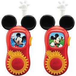 Disney Mickey Mouse Walkie Talkies