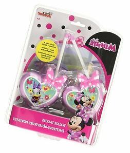 eKids Disney Junior Minnie Mouse Daisy Duck Kid Friendly Wal