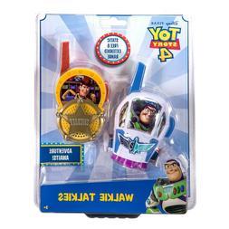 Disney Toy Story 4 Walkie Talkies for Kids Static Free Exten