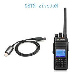 DMR GPS Retevis RT83 Walkie Talkies  Digital TDMA Waterproof