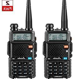 Ansoko Dual-Band Two Way Radios Long Range Walkie Talkies Re